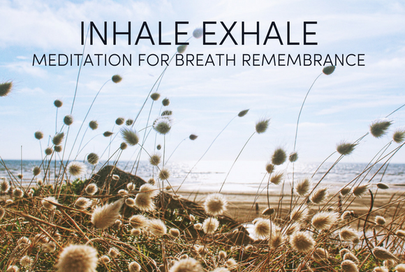 Inhale Exhale Meditation