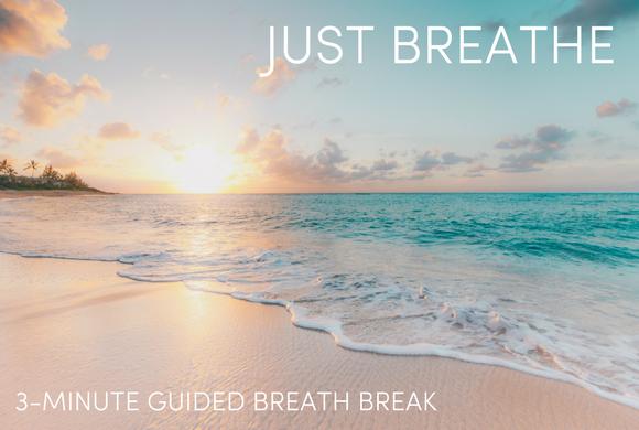 Just Breathe Meditation